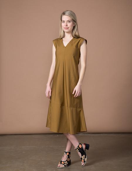 SBJ Austin Winny Dress - Mocha