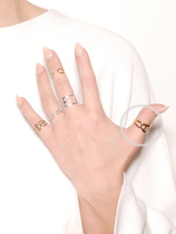 ALYNNE LAVIGNE - Wrap Ring