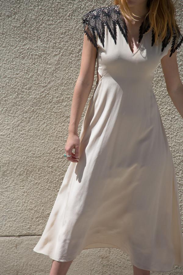 carolina k lace liset dress