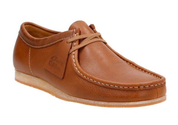 Men's Clarks Wallabee Step