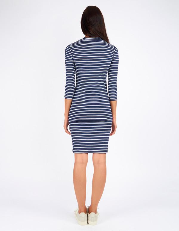 Just Female Nine Dress Dress Blue