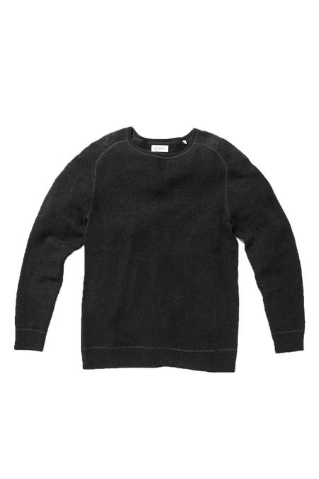 Men's Saturdays Surf NYC Kasu Knit Shirt | Black