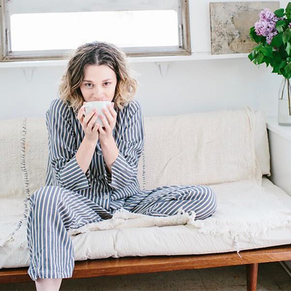domi classic pajama set