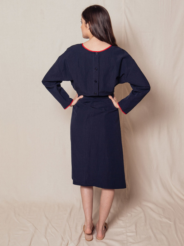 Caron Callahan Hadley Dress