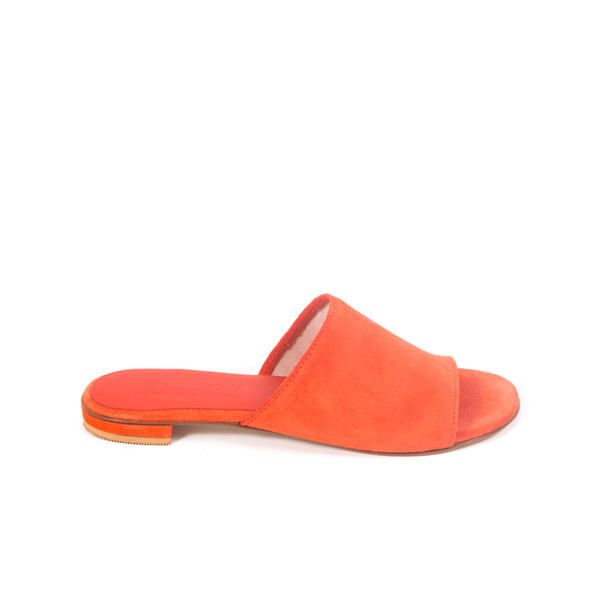 L'Intervalle Elsa Sandals (Coral)