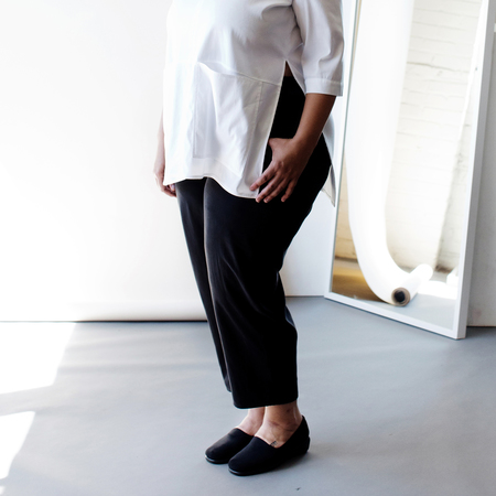 HDH Plus: Black Renn Pant