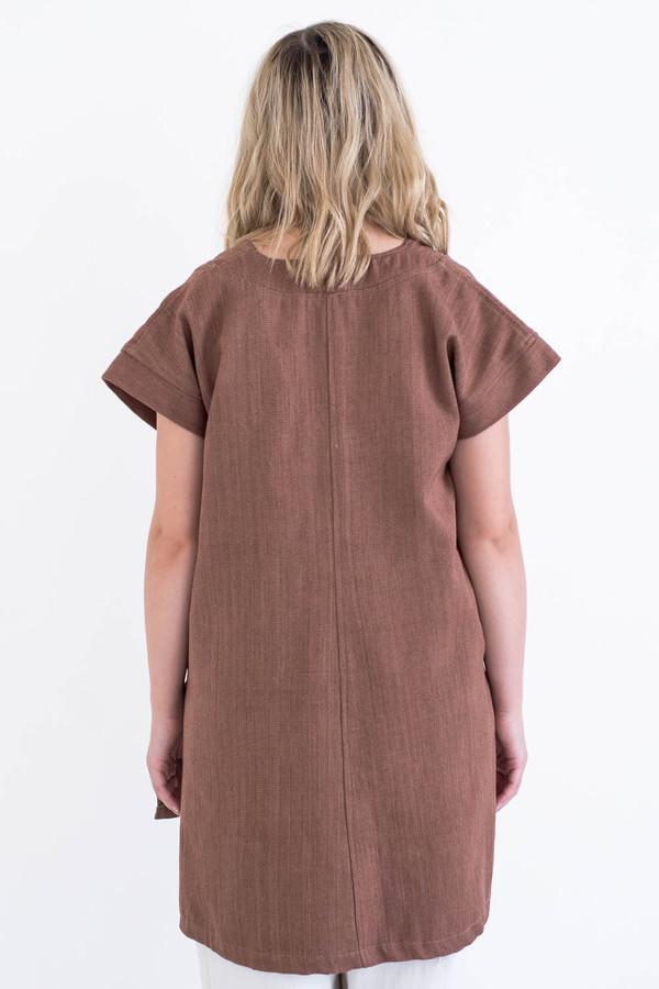 REIFhaus Porto Tunic in Silk Tweed