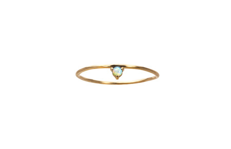 WWAKE One-Step Opal Ring
