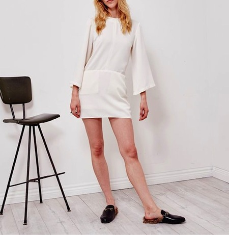 Pfeiffer Bell Sleeve Dress