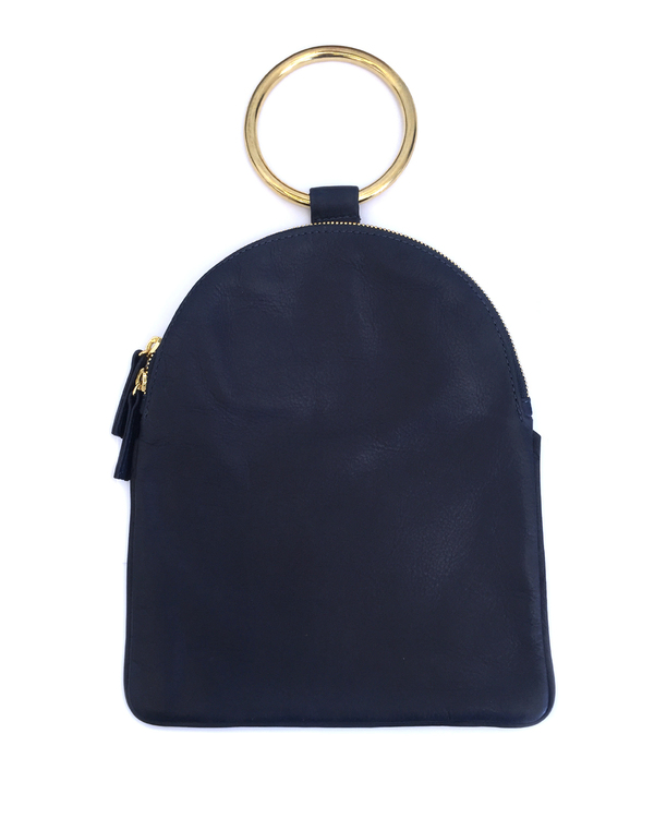 Otaat/Myers Large Ring Pouch Navy
