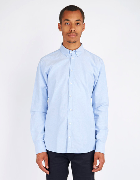 Men's Minimum Chris Shirt Light Blue