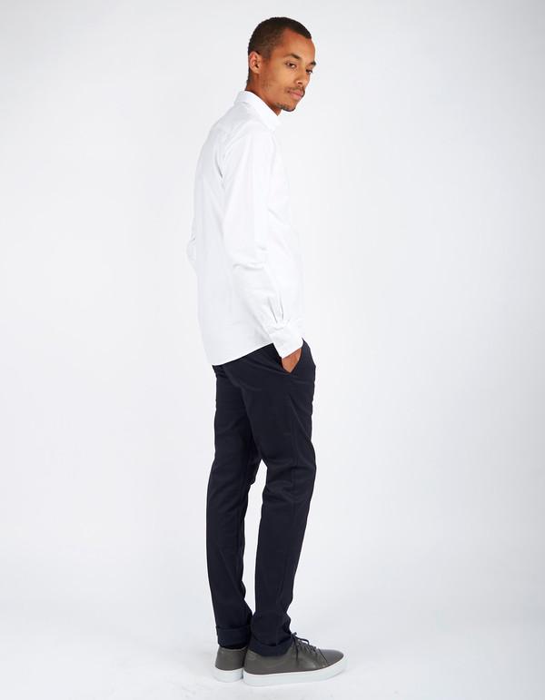 Men's Minimum Chris Shirt White