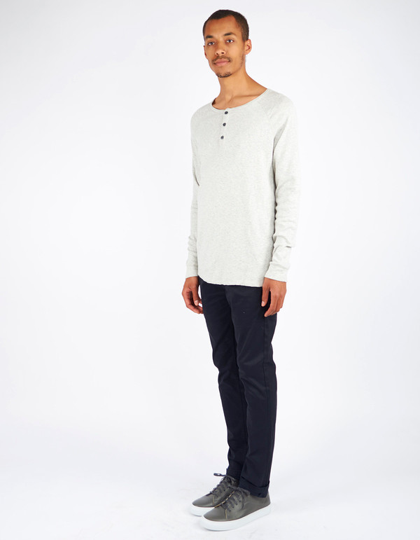 Men's Minimum Clay Tee Cloud Melange