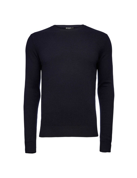 Men's Tiger of Sweden Matias Wool PO | Indigo