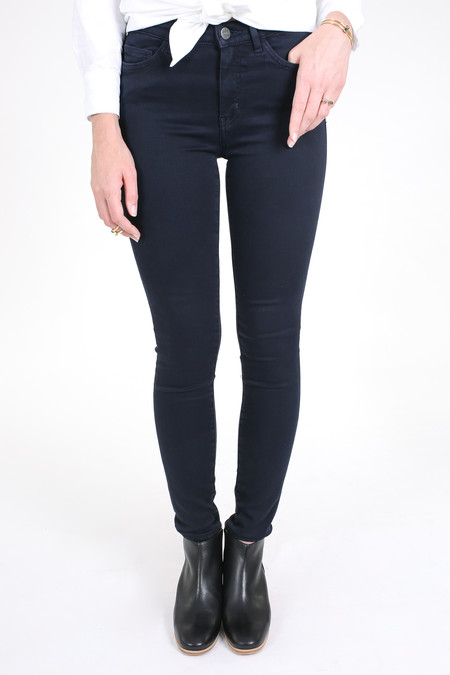 M.i.h Jeans Bodycon jean in blue black
