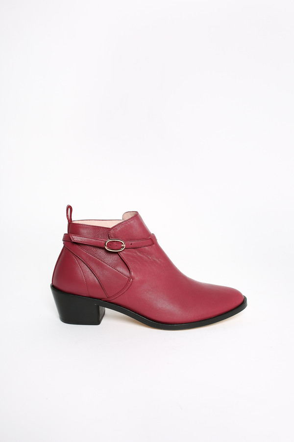 Repetto Edgar bootie in drama