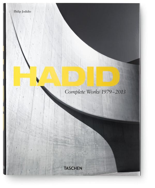 Taschen Hadid complete works 1979-2013 hardcover