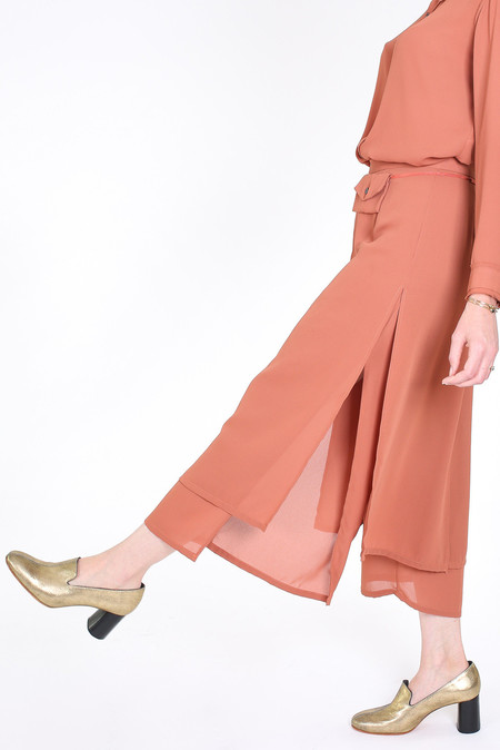 Rachel Comey Jerome pant in clay