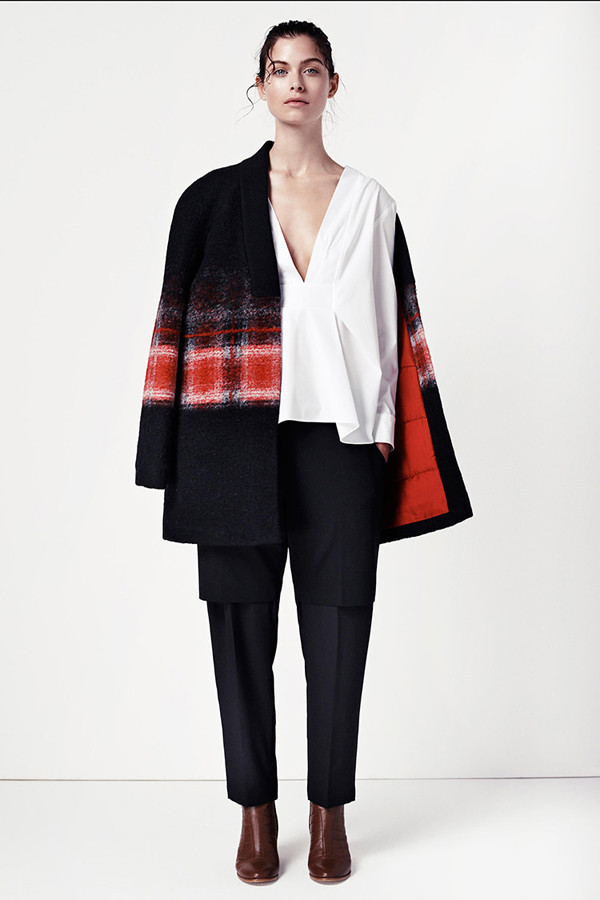 Thakoon Addition - OMBRE JACKET