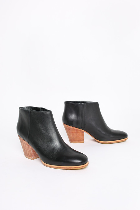 Rachel Comey Mars bootie in black/natural