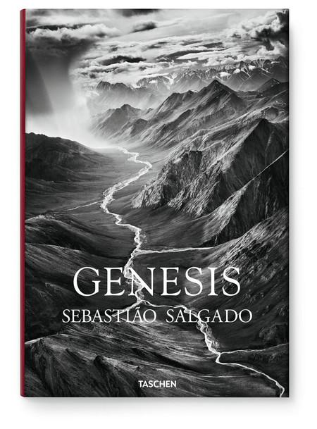 Taschen Sebastião Salgado genesis hardcover