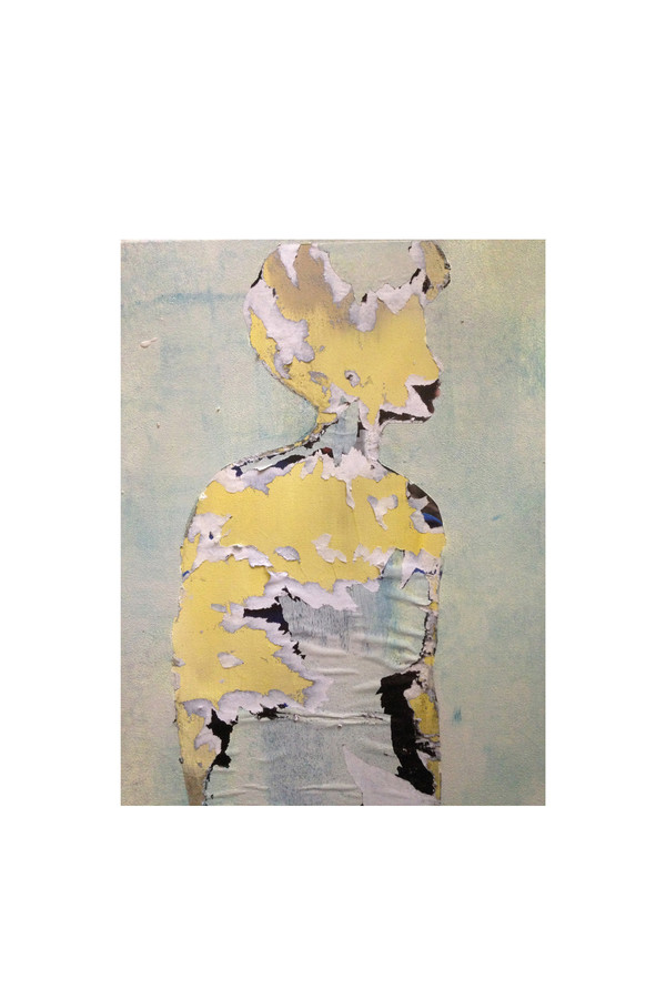 Kristin Linton Strut painting