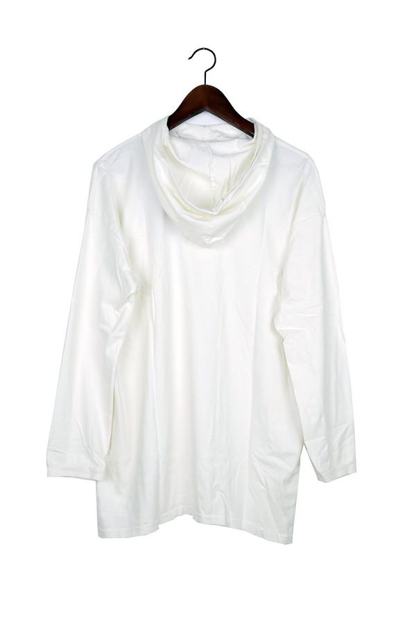 Skargorn #57 Long Sleeve Hoodie, Milk Wash