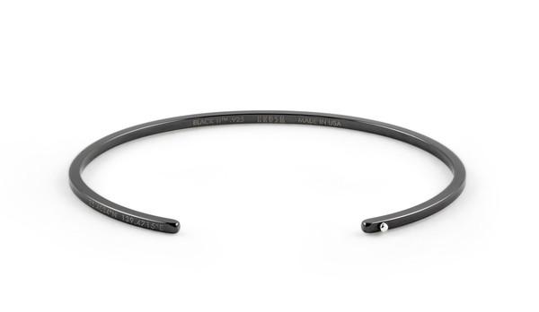 Black Titanium Tokyo Bracelet
