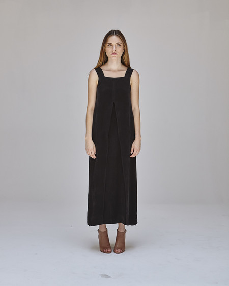 Shaina Mote Nova Dress in Ink