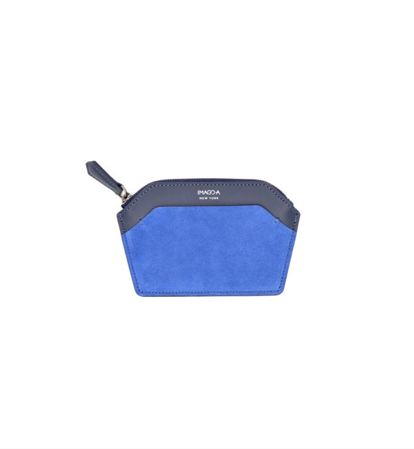 IMAGO-A Royal Blue + Navy No.38 Forma Wallet