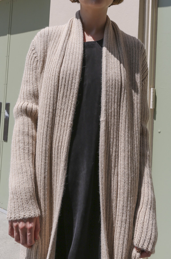 Shaina Mote Kimmel Cardigan in Light Camel