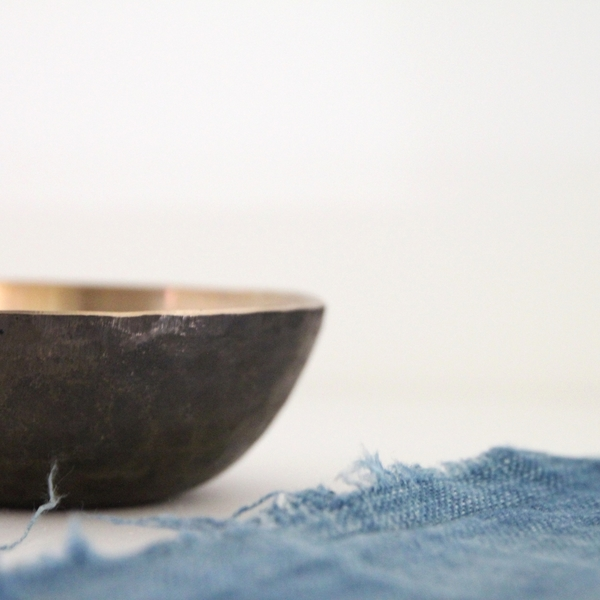 Unknown Gleaming Bronze Bowl