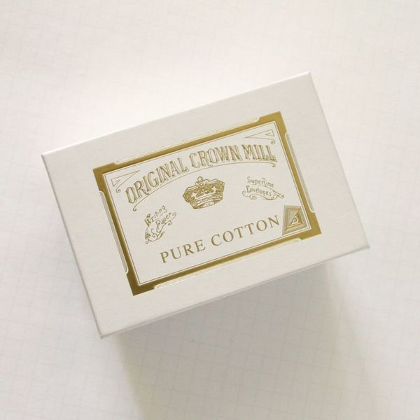 Unknown Pure Cotton Boxed Notecards