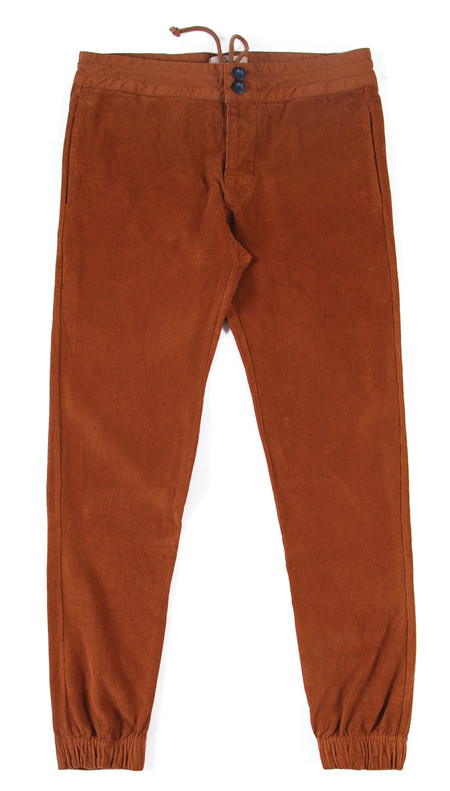 Lightning Bolt Corduroy Pants