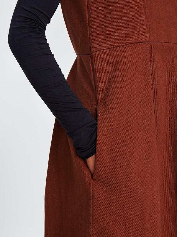 WOLCOTT TAKEMOTO BUSHI DRESS