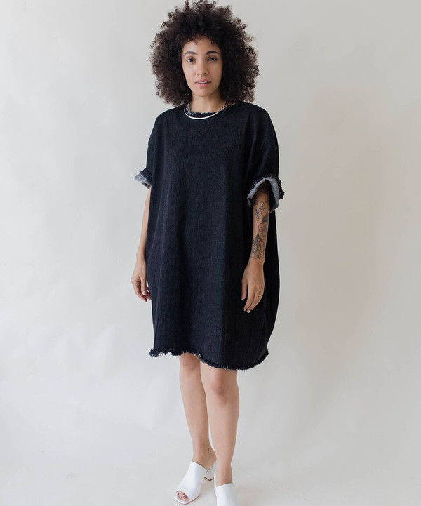 Ashley Rowe Tee Dress
