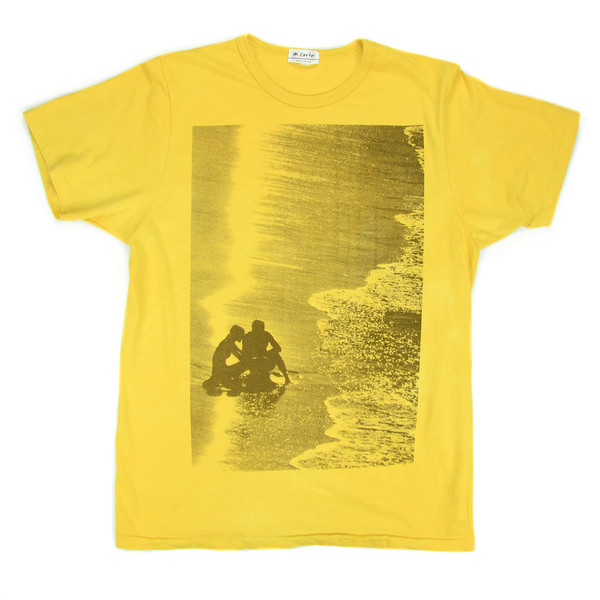 M. Carter Co On The Beach Tee