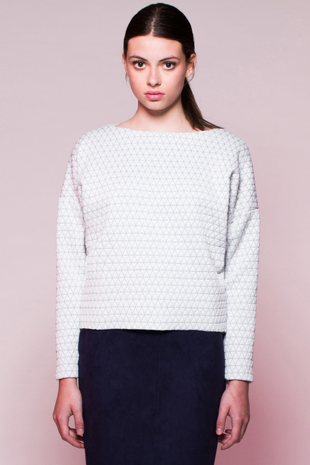 Valerie Dumaine Otis Sweater
