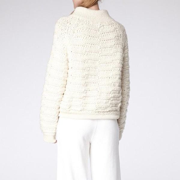 patmos design inc. m. patmos albert pullover