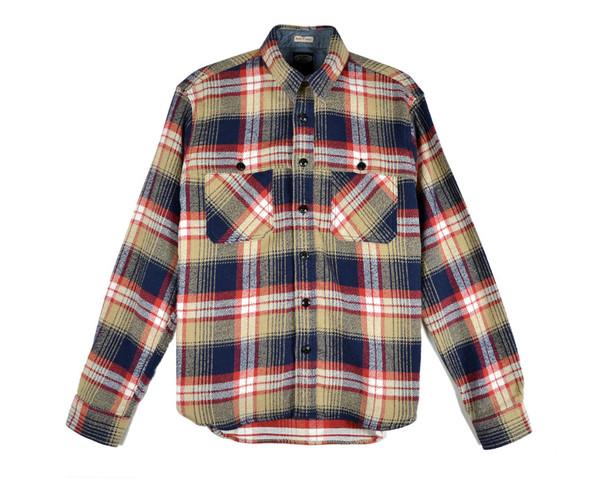 Manastash Hemp Flannel Hunter Shirt