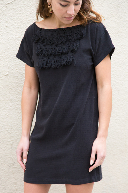 ozma fringe dress