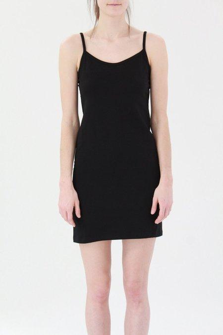 Kowtow Cami Black Dress