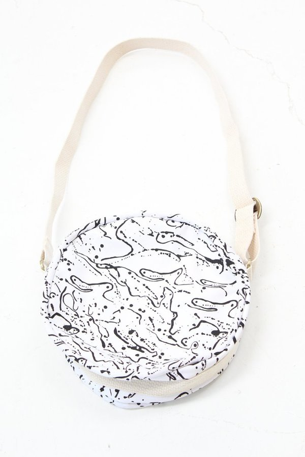 Lotfi / Lina Rennell Collaboration Canteen Bag Post