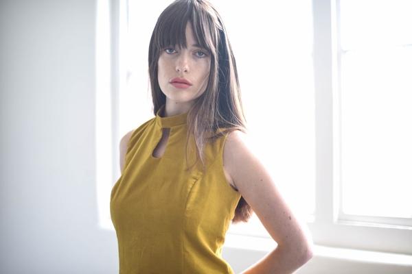 Mustard Studios W10 -Mustard Dress