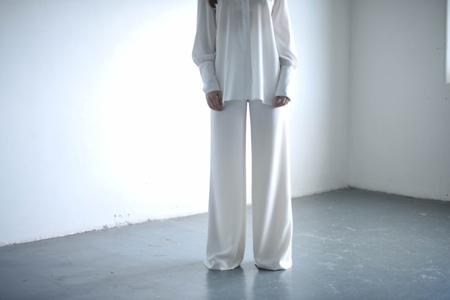 Mustard Studios SW3 - Ivory Trousers