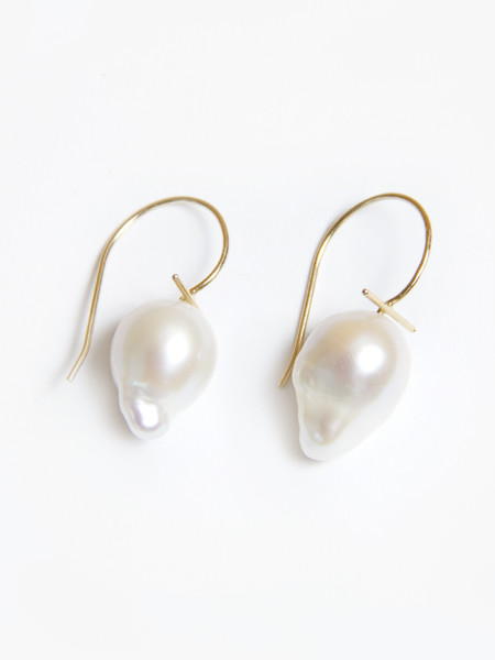 Tamlin Curvy Baby Earrings