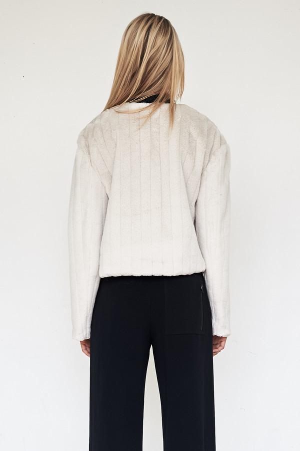 CF. Goldman Faux Fur Mini Jacket
