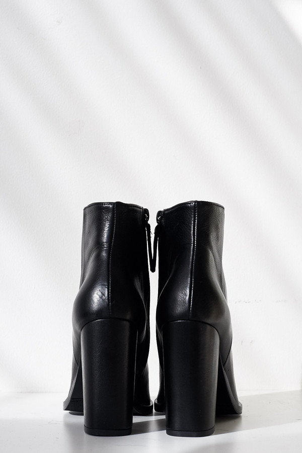 Freda Salvador Leather Luck Ankle Boot