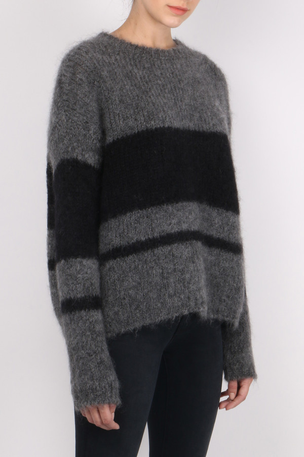 Pomandere Chunky Stripe Sweater