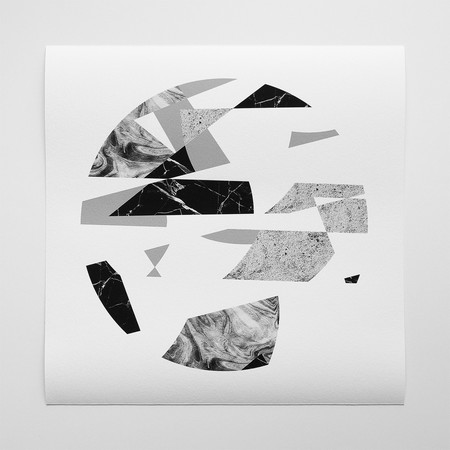 Barclay Haro Art Concepts Marble Abstract